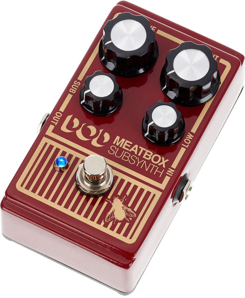 Digitech DOD Meatbox SubSynth