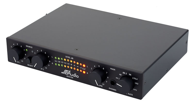 SSB Audio Adicon Black MM