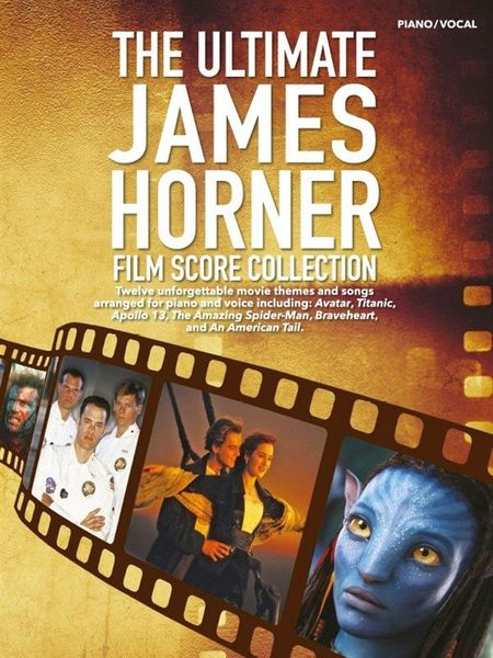 Wise Publications James Horner Film Score