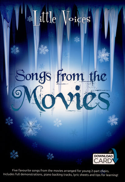 Novello & Co Ltd. Little Voices - Songs f.Movie