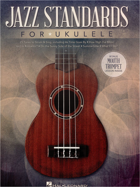 Hal Leonard Jazz Standards for Ukulele
