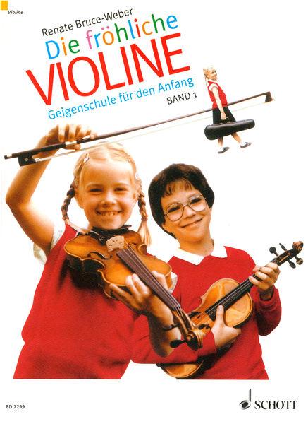 Schott Die Fröhliche Violin Vol.1