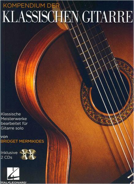 Kompendium Klassische Gitarre De Haske