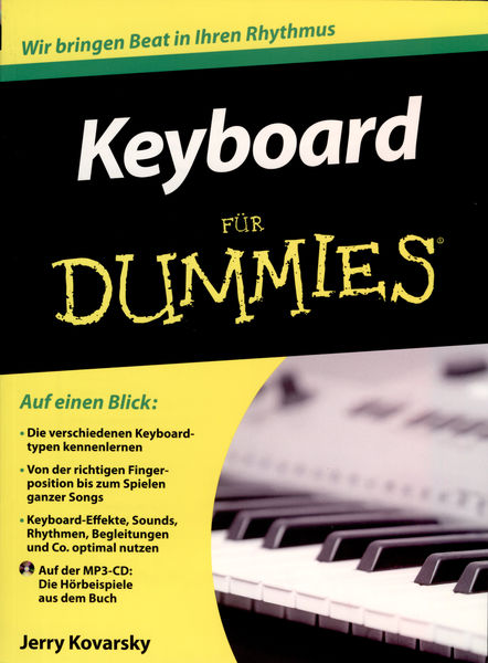 Wiley-Vch Keyboard for Dummies