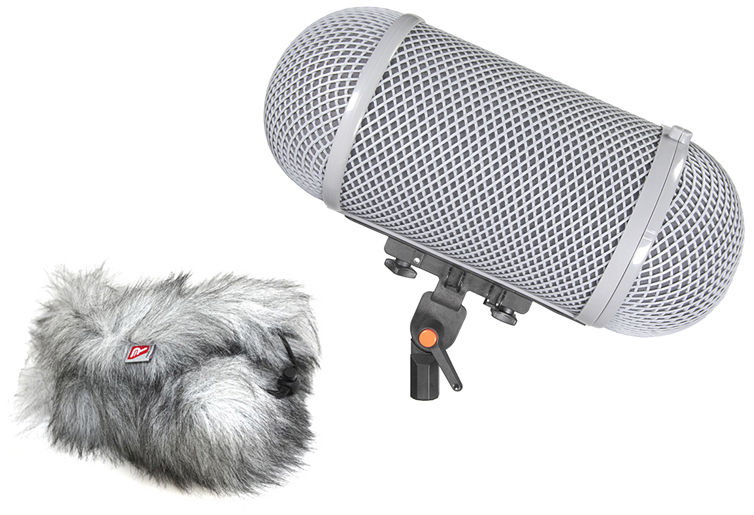 Rycote Stereo WS AE MS Kit