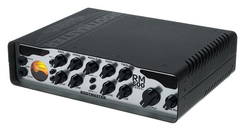 Ashdown RM-500-EVO II
