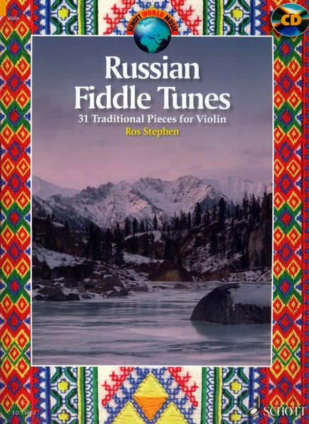 Schott Russian Fiddle Tunes