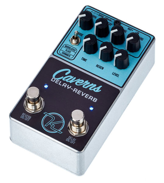Keeley Caverns Delay and Reverb