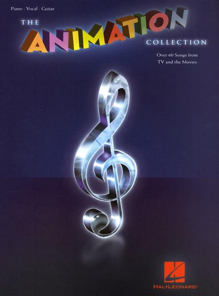 Hal Leonard The Animation Collection PVG