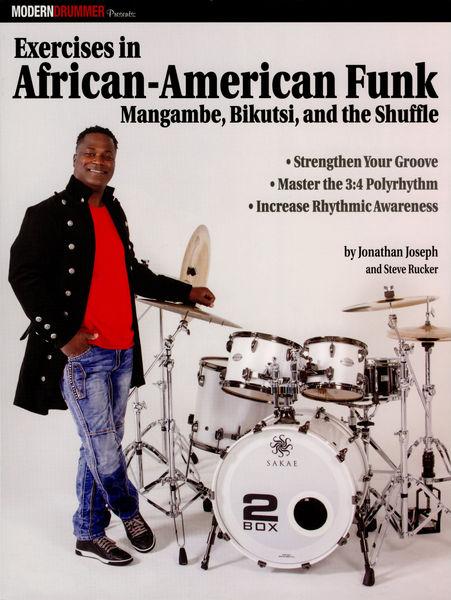 Hal Leonard Modern Drummer: Exercises