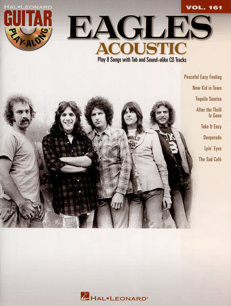 Hal Leonard Guitar Play-Along: Eagles