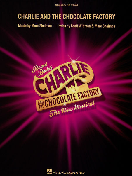 Hal Leonard Charlie And The Chocolate