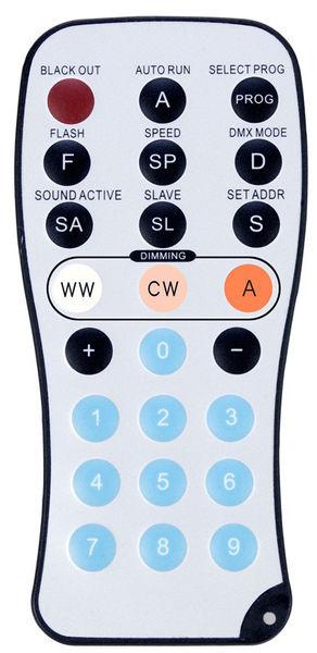 ADJ LED RC3 WR Controller