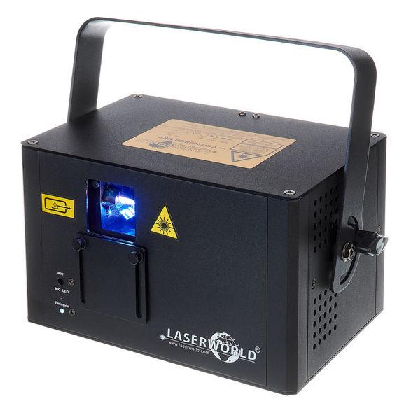 CS 1000RGB MKII Laserworld