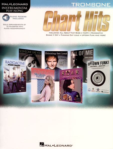 Hal Leonard Instrum.Play Along Chart Tromb