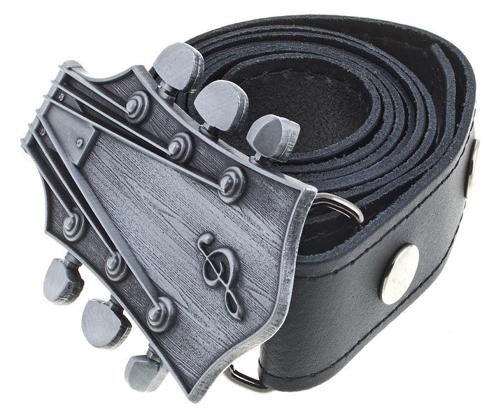 Rockys Belt Guitar Head Black 105