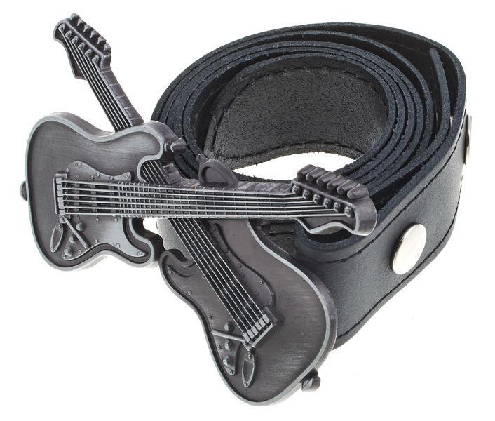 Rockys Belt 2 Guitars Black 105