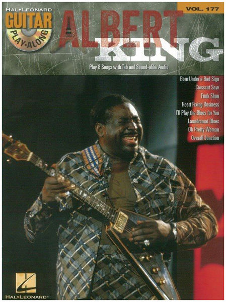 Hal Leonard Guitar Play-Along Albert King