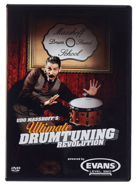 Masshoff Drums Ultimate Drumtuning Revolution
