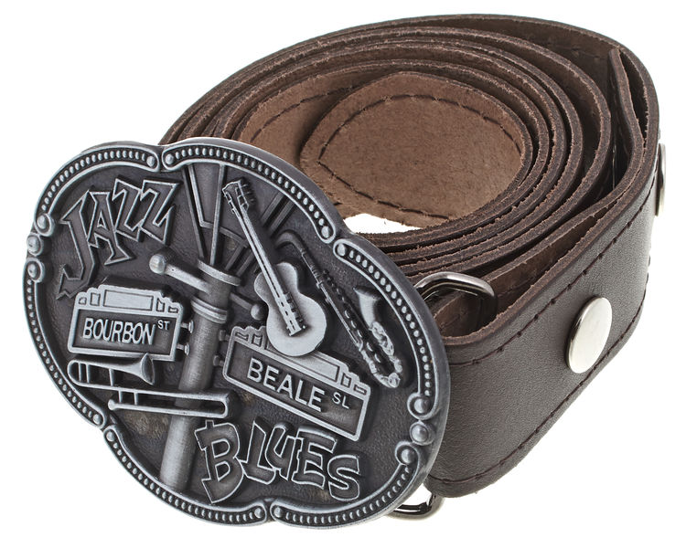 Rockys Belt Jazz-Blues Brown 105
