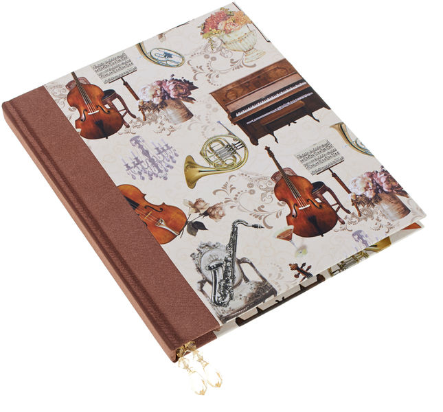 Anka Verlag Note Book with Bookmark