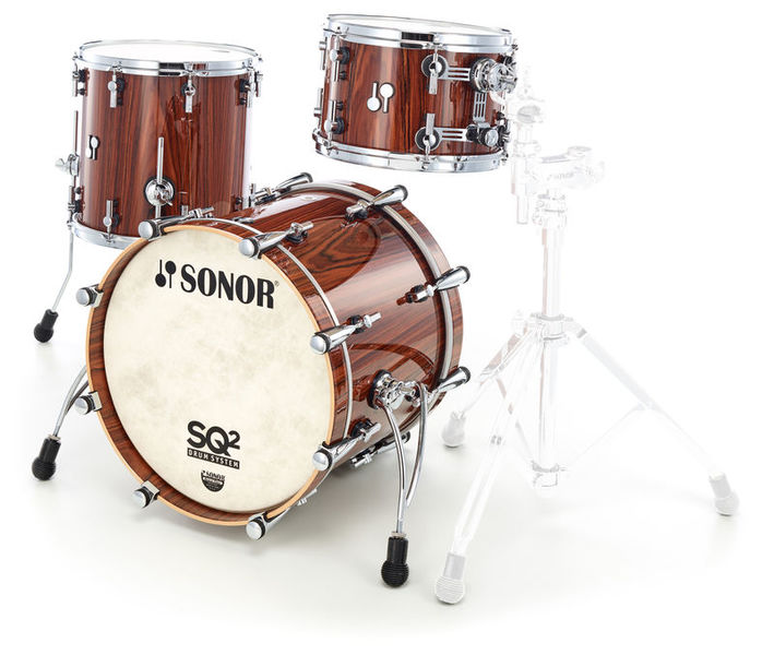 Sonor SQ2 Maple Jazz Rosewood Replic