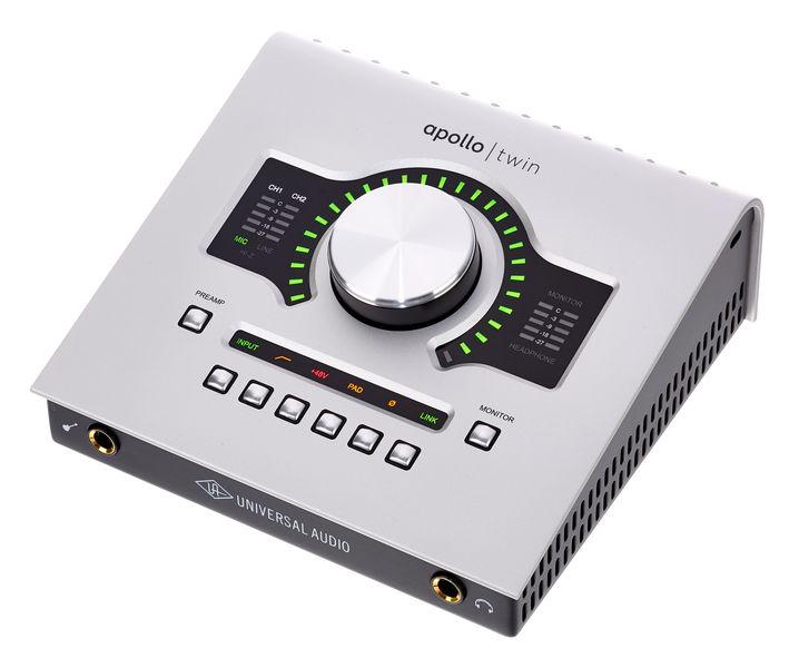 Apollo Twin USB Duo Universal Audio