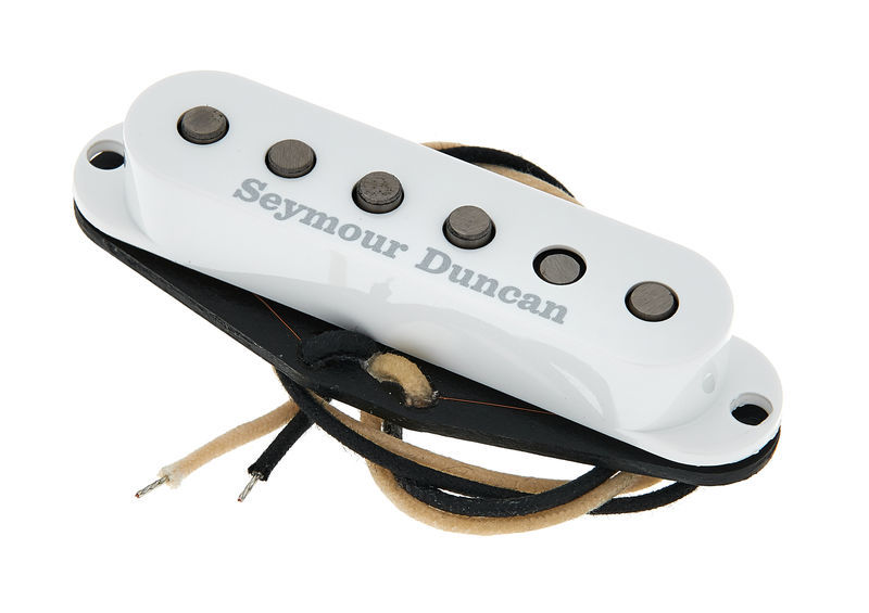 Seymour Duncan Alnico II Pro Staggered Rev.WH