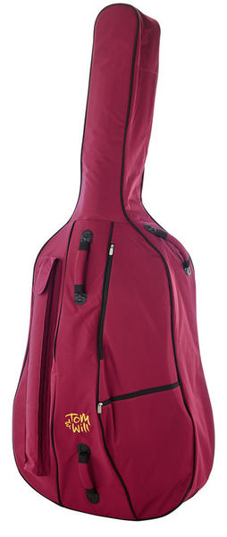 Tom & Will Superior Double Bass Bag B/R