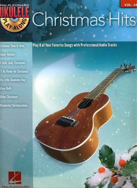 Hal Leonard Ukulele Play-Along Christmas
