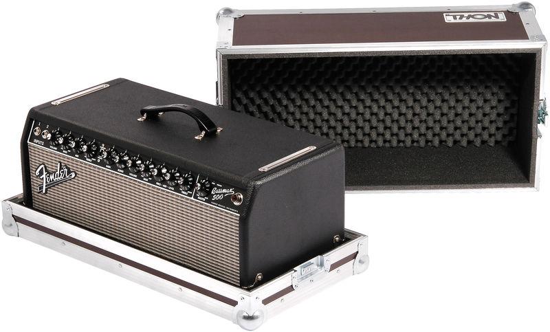 Fender Bassman 500 Head Bundle