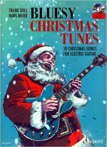 schott bluesy christmas tunes - Blues Christmas Songs