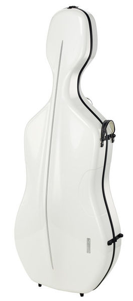Gewa Air 3.9 Cello Case WH/BL
