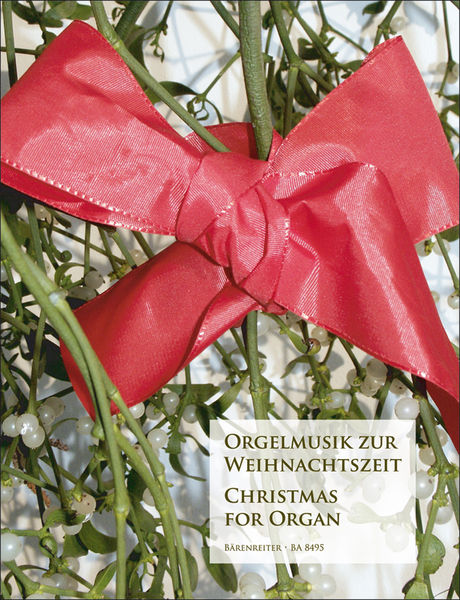 Bärenreiter Christmas For Organ 1