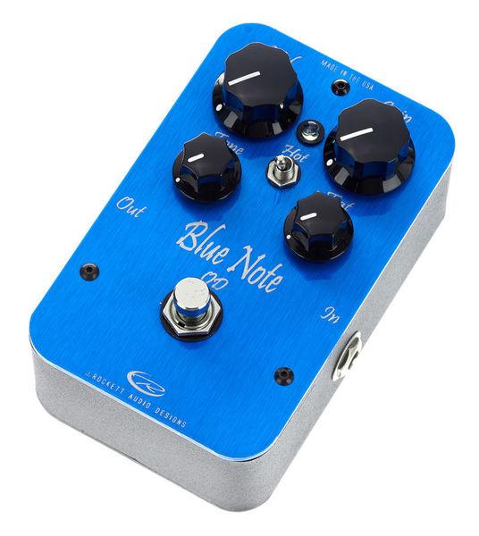 Blue Note Overdrive J. Rockett Audio Designs