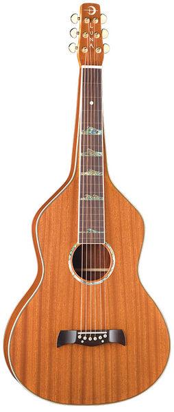Luna Guitars Weissenborn Solid Lapsteel