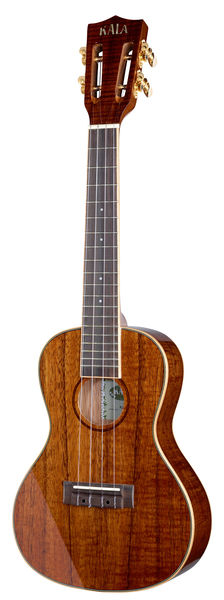 Kala Koa Series Concert high polish