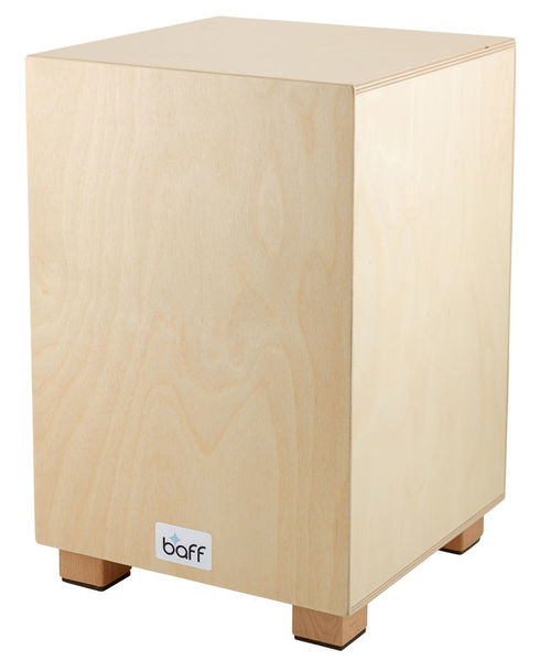 Baff beat Box Natural Cajon 409