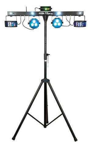 Showtec QFX Multi FX Compact Light Set
