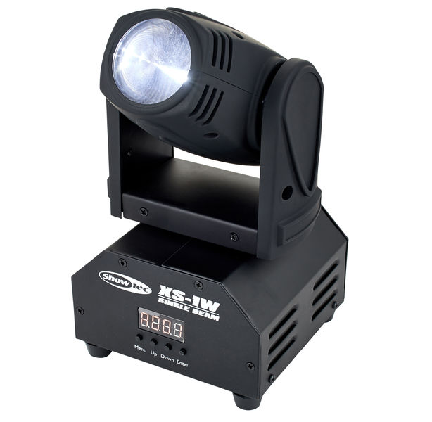 Showtec XS-1W Mini Moving Beam 1x10W