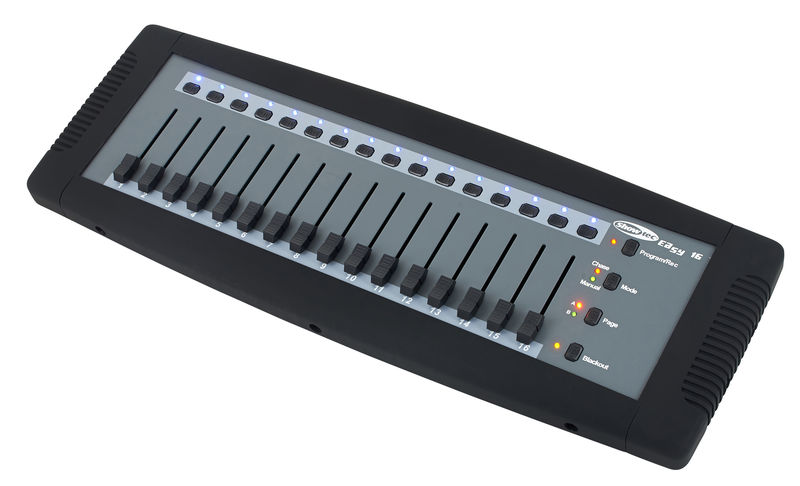 Showtec Easy 16 DMX controller
