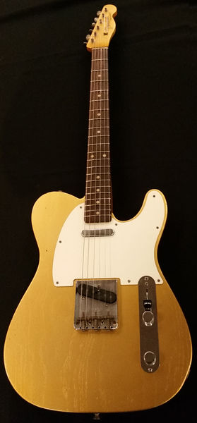 Fender Postmodern Relic Tele RW AZ