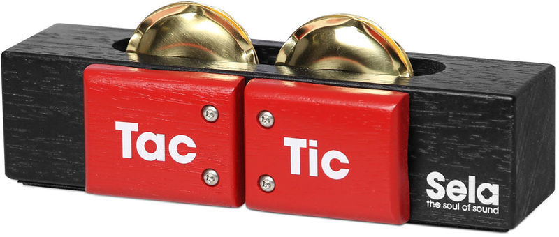 Sela Tac Tic 3in1 Percussion Tool