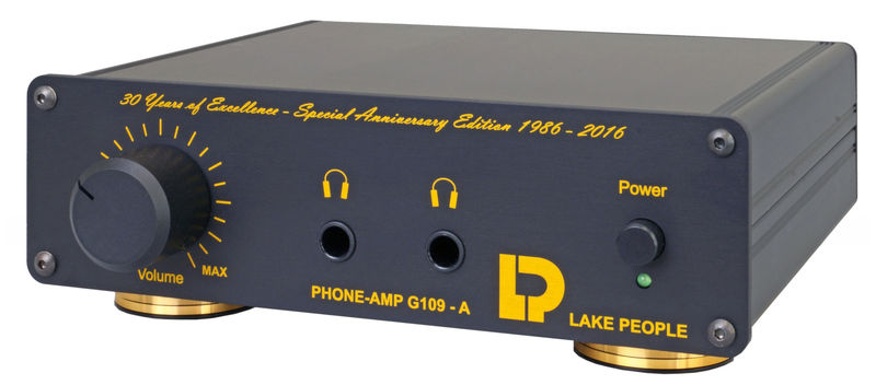 Lake People G109-A PhoneAmp LimitedEdition