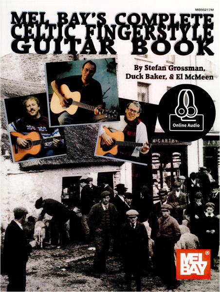 Mel Bay Celtic Fingerstyle Guitar Book