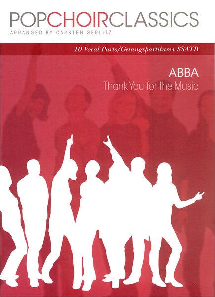 Bosworth PopChoir Classics: Abba