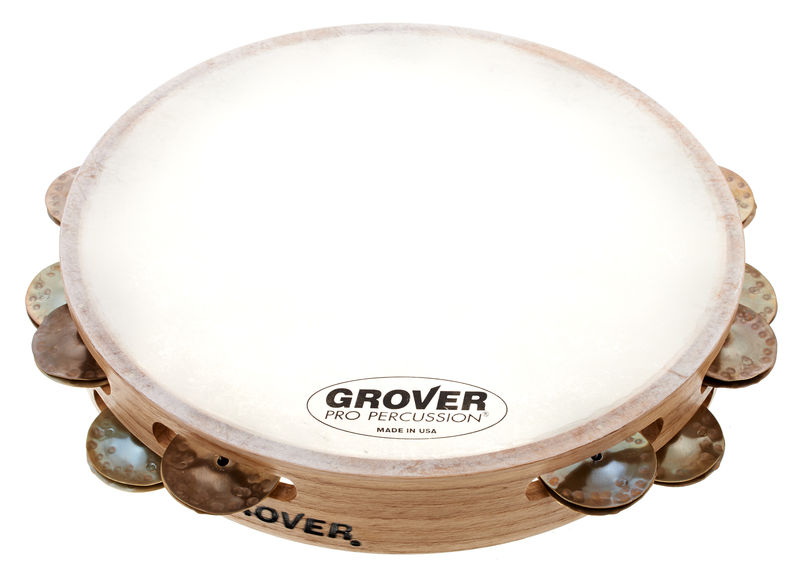 Grover Pro Percussion Tambourine T2/HTC-B
