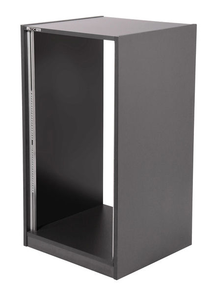 Studio Rack 20U 50 black Thon