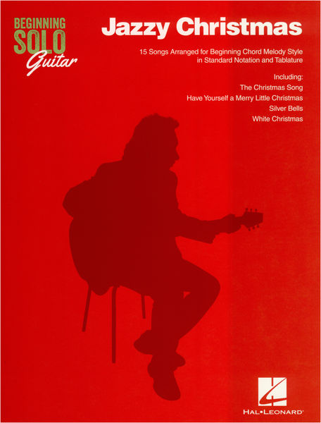 Hal Leonard Beginning Solo Guitar: Jazzy