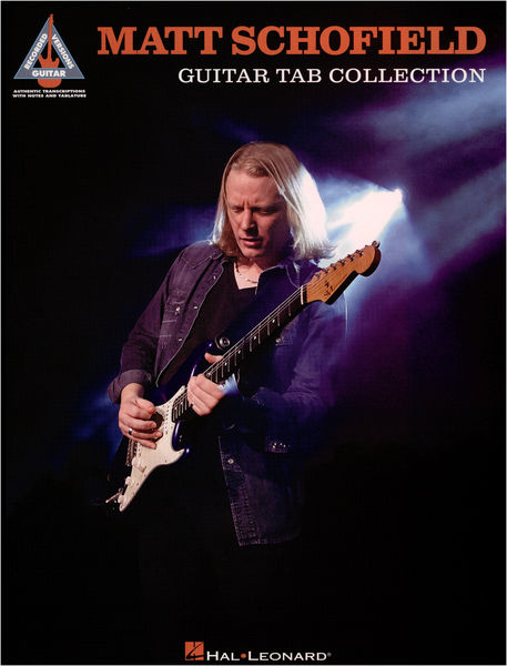 Hal Leonard Matt Schofield Guitar Recorded